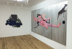 """Entang Wiharso at Marc Straus"" Installation View #4"