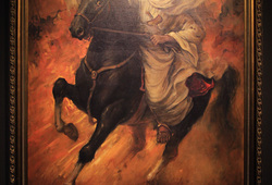 Pangeran Diponegoro Memimpin Pertempuran