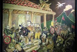 Salah Tangkap Pangeran Diponegoro