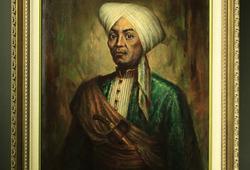 Potret Pangeran Diponegoro