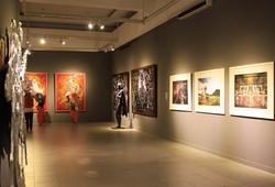"""Aku Diponegoro"" Installation View #3"
