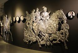 """Aku Diponegoro"" Installation View #6"