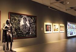 """Aku Diponegoro"" Installation View #9"