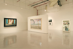 """20+2 Years Anniversary Show"" Installation View #2"