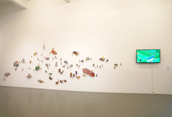 """FAD Democracy"" Installation View #2"