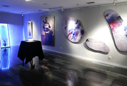 """The Contemporary Alternative"" Installation View #1"