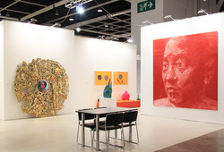 Bernier Eliades at Art Basel Hong Kong 2015