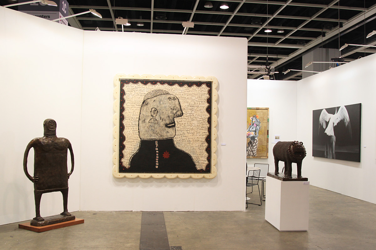 Indoartnow Exhibition Gajah Gallery At Art Basel Hong Kong 2015