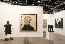 Gajah Gallery at Art Basel Hong Kong 2015