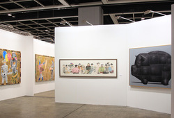 Gajah Gallery at Art Basel Hong Kong 2015 #2