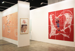 Nadi Gallery at Art Basel Hong Kong 2015 #1