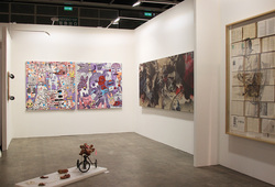 Nadi Gallery at Art Basel Hong Kong 2015 #2