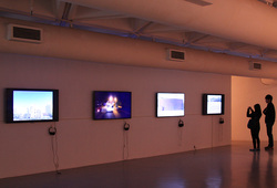 """HKAC 3rd Annual (CCC) Boundless Treasures"" Installation View #1"