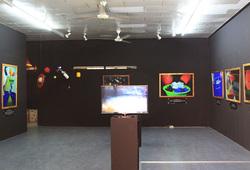"""""""Hindangan dari Langit"""" Installation View #2"""