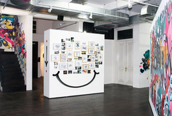 """Destroy to Create"" Installation View #3"