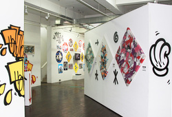 """Destroy to Create"" Installation View #4"