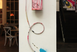 """Destroy to Create"" Installation View #8"