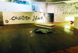 Oksigen Jawa - Installation View #9