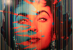 Colour Genome Project #28 Liz Taylor