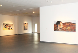 """Cakrawala"" Installation View #4"