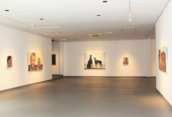 """Cakrawala"" Installation View #6"