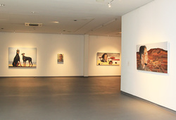 """Cakrawala"" Installation View #7"