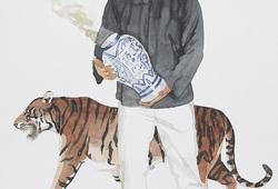 Sang Seniman Membuka Jambangan Konfusius #2