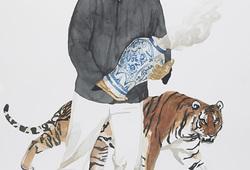 Sang Seniman Membuka Jambangan Konfusius #1