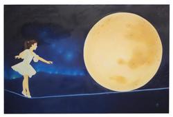 Bulan Berbinar