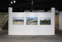 """Pursuing Future"" Installation View #4"