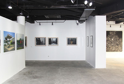 """Pursuing Future"" Installation View #5"