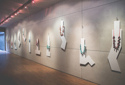 """Re-Played"" Installation View #1"