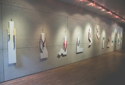"""Re-Played"" Installation View #2"