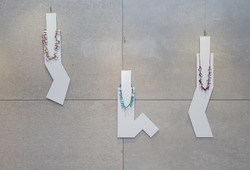 """Re-Played"" Installation View #3"