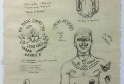 Criminal Tattoo Studies