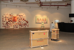 """NEW.FUTURE: The 3rd Korea-Indonesia Media Installation Art Exhibition"" #3"
