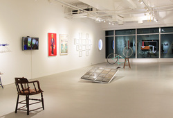 """""""Family And Friends"""" Installation View #1"""