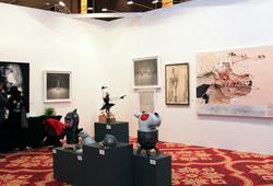 Edwin's Gallery at Bazaar Art Fair 2015 #1
