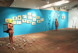 Installation View Arya Pandjalu