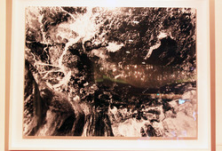 Sectional #2441, Pleistocene Hand Stencils, Leang Lompoa, Maros Regency, Sulawesi