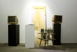 """Angkutan"" Installation View #4"