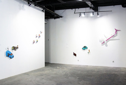 """Angkutan"" Installation View #1"