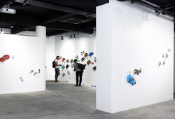 """Angkutan"" Installation View #3"