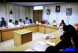 Audiensi Bersama Ibu Dharma Wanita Persatuan