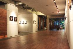 40 x 40 installation view