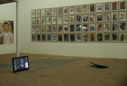 Ones Who Looked At The Presence - Exhibition View #3