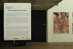 Ones Who Looked At The Presence - Exhibition View #4