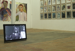 Ones Who Looked At The Presence - Exhibition View #5