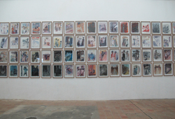 Ones Who Looked At The Presence - Exhibition View #2