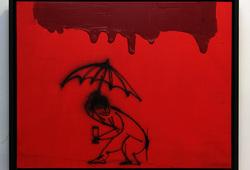 Hujan Merah